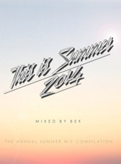 THIS IS SUMMER 2014 by Bek - Coverimage